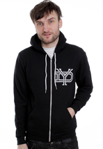 Your Demise - Dull Monogramm - Zipper