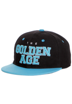 Your Demise - Golden Age Black/Blue Snapback - Cap