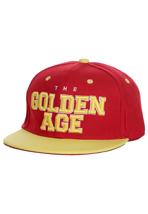 Your Demise - Golden Age Red/Yellow Snapback - Cap