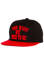 Your Demise - Kids Black/Red - Cap