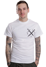 Your Demise - Mask White - T-Shirt