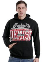 Your Demise - Wreathcrown - Hoodie