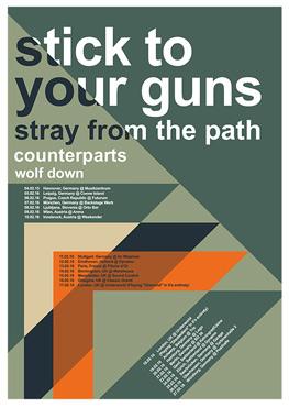 Stick To Your Guns Tour