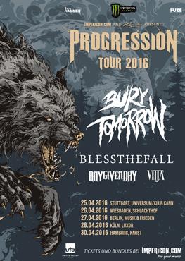 Progression Tour 2016