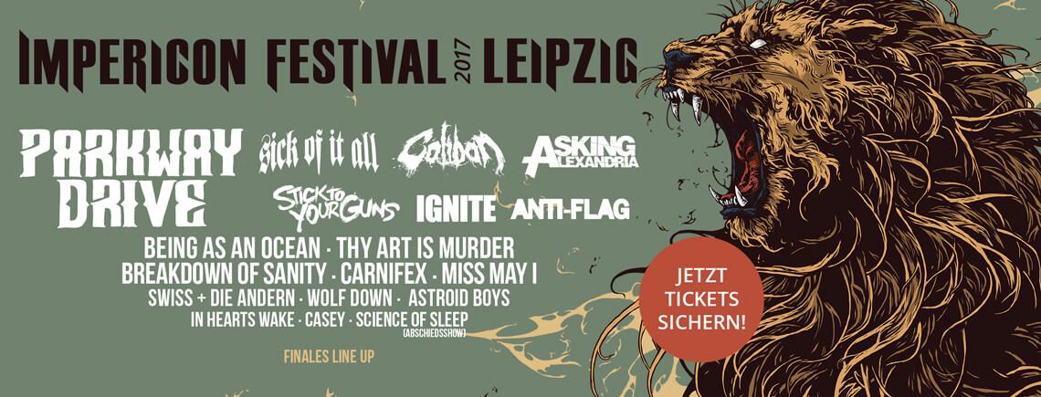 Impericon Festival Leipzig