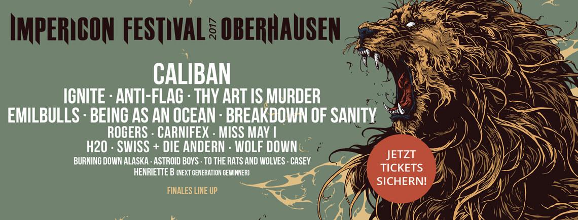 Impericon Festival Oberhausen