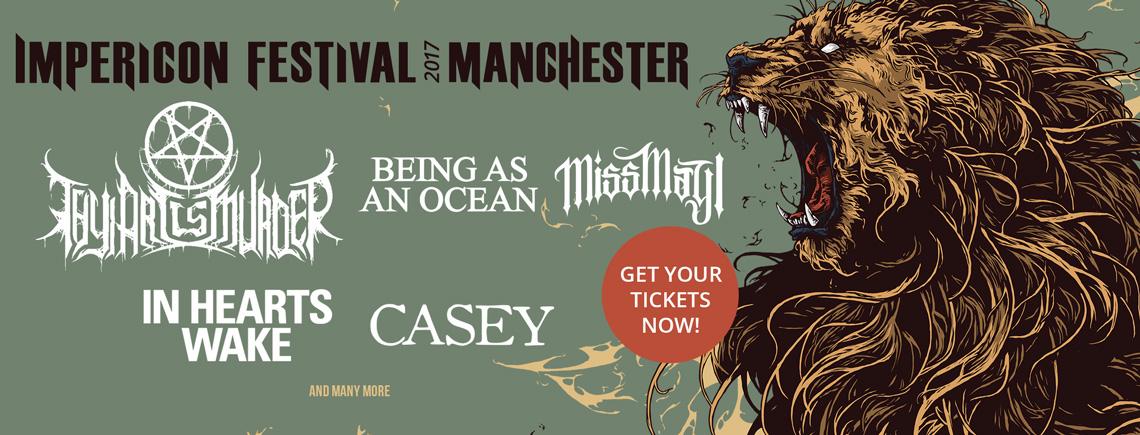 Impericon Festival Manchester