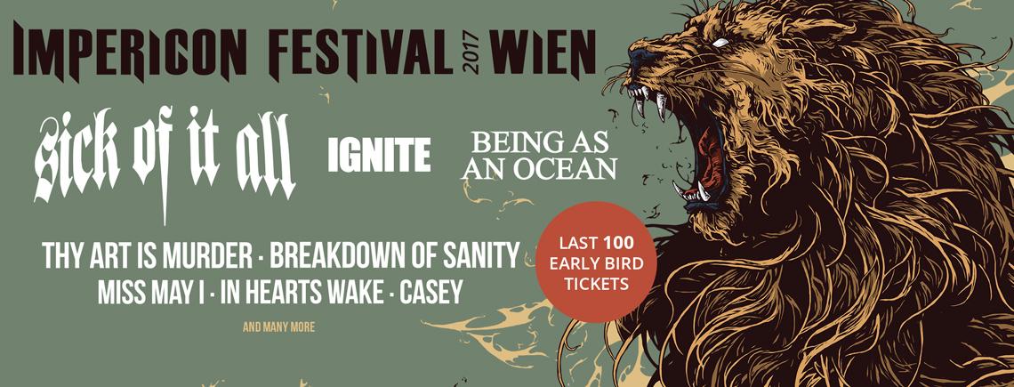 Impericon Festival Vienna
