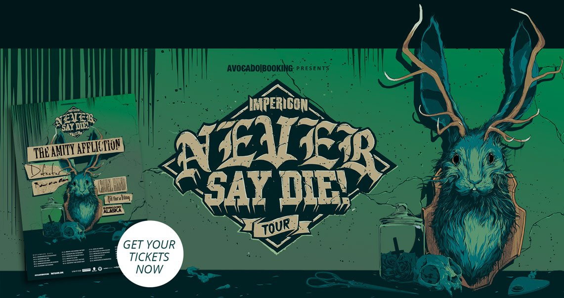 Never Say Die! Tour 2015