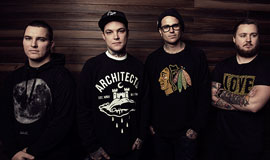 The Amity Affliction Bandpicture