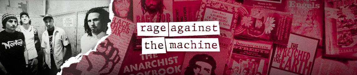 rage against machine merchandise