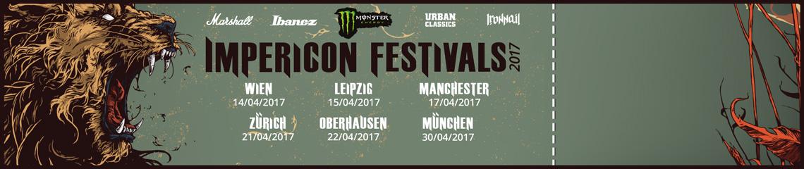 Impericon Festivals - Tickets