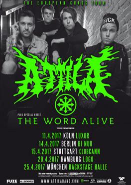 Attila - Tickets