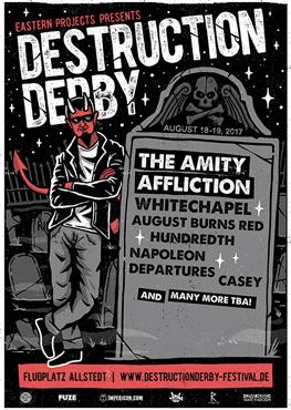 Destruction Derby - Tickets