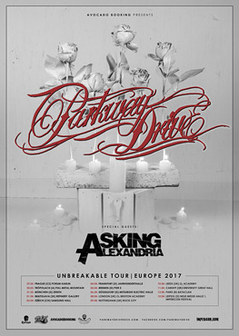 Parkway Drive - Tickets