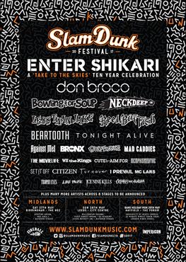 Slam Dunk - Tickets