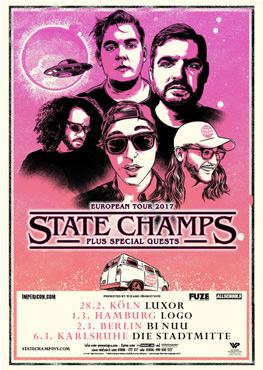 State Champs - Tickets
