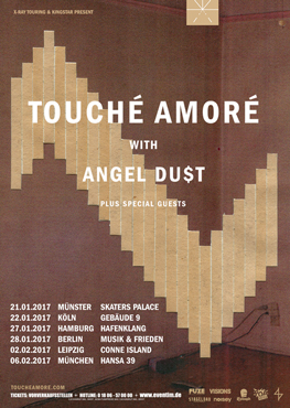 Touche Amore - Tickets